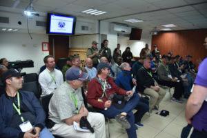 Gathered Pastors learn about United Hatzalah's model