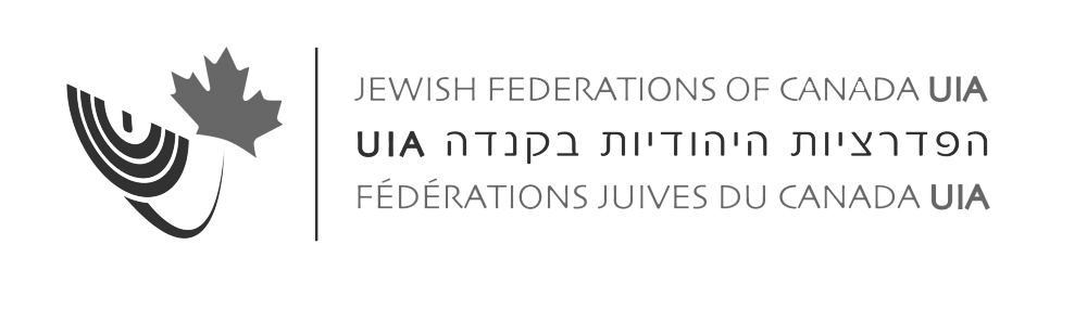 Jewish Federation of Canada Logo