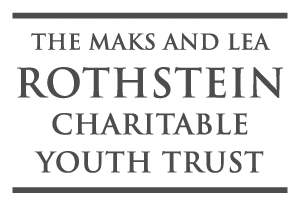 The Maks and Lea Rothstein Charitable Youth Trust Logo