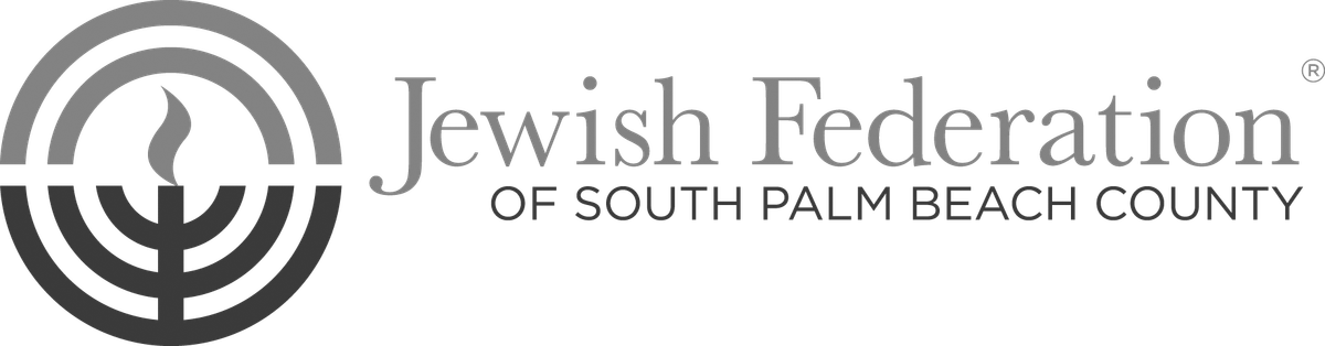 Jewish Federation of South Palm Beach Logo